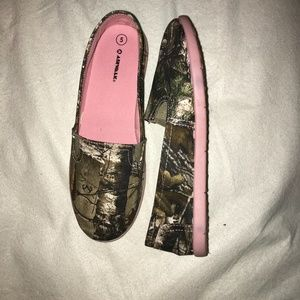 AIRWALK Camo Slip-on Shoes